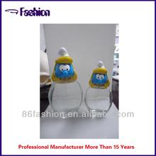 2014 hot 3D character perfume bottle cap