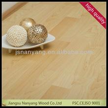 Canadian Maple wood sports flooring