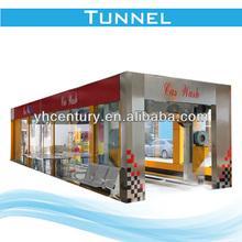 FD tunnel automatic car washer,car wash,car washing machine