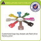 Key-shaped Cheap USB Flash Drive