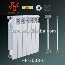 bimetall radiator heater sections for hard water