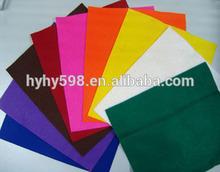#13120606 1mm-5mm felt, polyester felt, acrylic felt