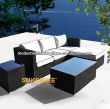 Simple Designa Sofa Set L Shape