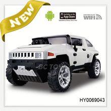Hot sale 33cm 4ch wifi spy rc car with camera wifi spy gear video car HY0069043