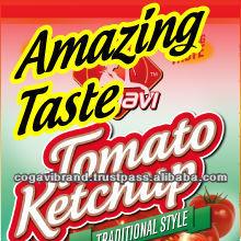 Seafood ketchup, Halal Tomato ketchup