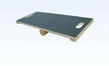 Fitness Training Wooden Balance Board,Wood Rocker Board,Wooden Exercise Board