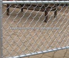 Hot sale!!! Professional manufacture galvanized/stainless/PVC coated chain link fence