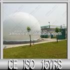 CE Double Membrane Biogas Storage Plant for Biogas Digester