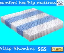 pocket matress, pocket spring memory foam matress( FL-1478)