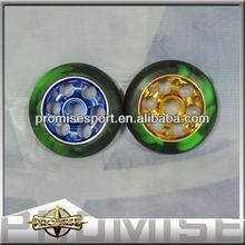 Stunt scooter parts/accessories,big inline skate pu wheel