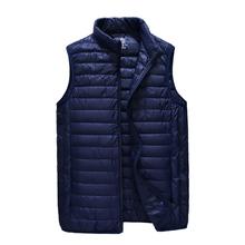 2014 Fashion wholesale warm goose down vest