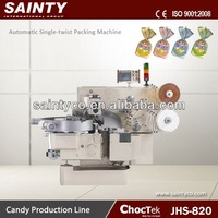 SC-JHS820 Automatic Double Color Jelly Candy Double Twist Wrapping Machine