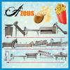 Semi-automatic and Automatic potato chips machine/french fries machinery