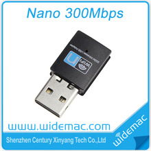 300Mbps Mini USB WiFi Adapter / RTL8192CU Mini Wireless Lan USB WiFi Adapter