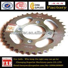 Super Price Loncin Spare Parts Motorcycle Rear Sprockets