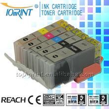Hot printer ink cartridge 650-651 compatible ink cartridge for Canon inkjet printer