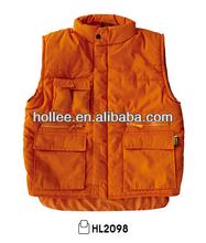 HL2098 cheap bodywarmer vest / cheap vest /winter vest