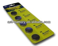 UL/CE approved 3v lithium battery CR2032 button cell/CR2032 battery