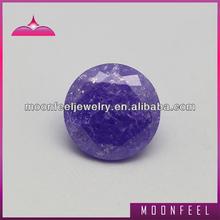 c.z. violet amethyst genstane