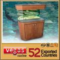 alta qualidade de estilo europeu de bricolage gabinete do aquário