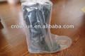 plástico descartável boot cover