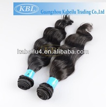 Factory price 100 human hair products