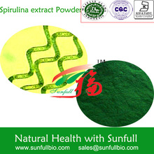 organic spirulina powder/ herb medicine