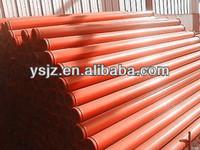 PM Concrete Pump Spare Parts & Concrete Pump Pipe jzgj pipe fitting manufacturing Co,Ltd