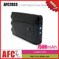 afc2033 mejor regalo para los ingenieros de cargador portátil para teléfonos móviles