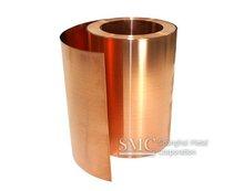 digital surge counter copper strip installation