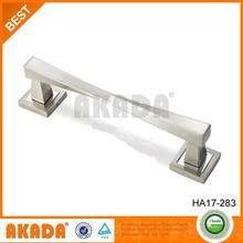 Zinc Alloy Double Sided Door Pull Handle, Commercial Door Pull Handle,gate pull handle