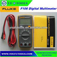 True NEW FLUKE 106 F106 Palm-sized Digital Multimeter smaller than F15B