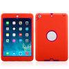 NEW Design Silicone PC Robot Case for iPad mini2-Orange