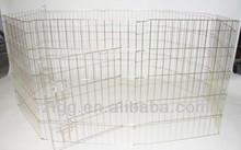 8 Panels Wire Puppy Pen ,Pet Play Pen Pet Exercise Pen SPP05