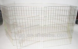 8 Panels Wire Puppy Pen ,Pet Play Pen Pet Exercise Pen SPP05