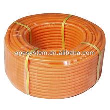 polypropylene/PP plastic flexible corrugated pipe/tube/hose