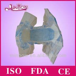 Disposable sleepy baby diaper comfortable safe clean