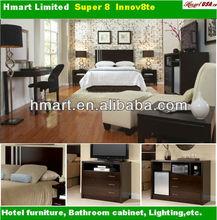 2015 Fashion Design Modern Hotel Bedroom furniture