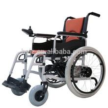 Shanghai electric folding wheelchair BZ-6101