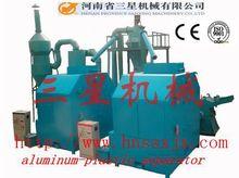 high-tech aluminium plastic pipe/pvc separator,aluminum plastic separating recycling machine equipment