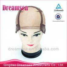 Mesh Adjustable Wig Weaving Cap Weft Wig Cap