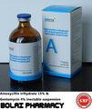أموكسيسيلين تريهيدرات زائد 4% جنتاميسين حقن