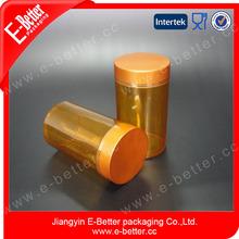 500ml pet plastic bottle for medicine bottle with screw cap