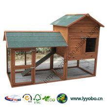 Hot Sell Wooden Chicken Coop Weatherproof Chicken House YB-C2217