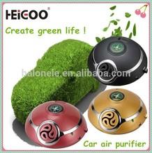 Nuevo Auto diseño elegante y una buena calidad del coche purificador de aire