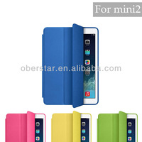 New Official Ultra-thin Slim Smart Leather Cover Skin Stand Case For iPad mini 2