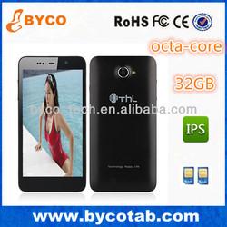 Unlocked 5.0 inch octa core IPS 3G android dual sim 8mp wifi gps phone