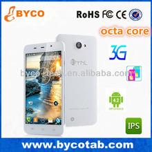 5 inch octa core 3G GPS cell phone wholesale in dubai