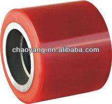 Pallet Truck pu / nylon / rubber / cast iron /steel load caster wheel