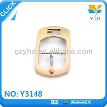 High quality fashion custom gold adjustable watch strap buckle